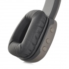 Zonoki ZB80 Foldable Bluetooth V2.1 Wireless Headband Headphone w/ Mic / USB - Silvery Grey
