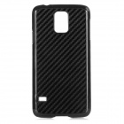 Carbon Fiber + Plastic Back Case for Samsung Galaxy S5 Mini