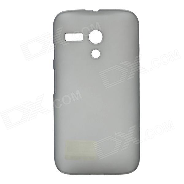PUDINI WB-MOTOG PC Protective Back Case for MOTO G - Translucent Black гарнитура shure se215 k translucent black