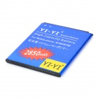 YI-YI 3.7V 2150mAh Li-ion Battery for Samsung Galaxy S3 Mini i8190 / i8160 - Blue