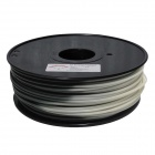 ABS-GR-W-3.0-1.0 Grey to White 3mm ABS Filament 3D Printing Cables - Grey + White (150m)