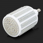 fengyangdengshi 015 E14 15W 450lm 6500K 330-LED White Light Bulb - White (AC 220V)