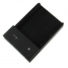"Gomass USB 3.0 to SATA 2.5"" / 3.5"" HDD Docking Station - Black"