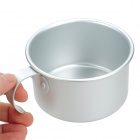 Aluminum Family & Car Camping Outdoor Sports Cup - Silvery Grey