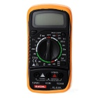 XL830L LCD 3 1/2 Digital Multimeter - Black