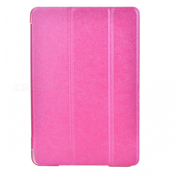 Ultra Thin PU Leather Case Cover Stand w/ Auto Sleep for RETINA IPAD MINI / IPAD MINI - Deep Pink цена
