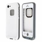 Redpepper Case Ultra-Thin Waterproof Snowproof Protective Case w/ Touch ID for IPHONE 5 / 5S - White