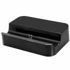 Micro USB Charging Dock Station for Samsung Phone - Black