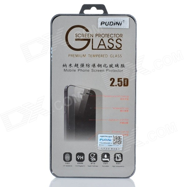 PUDINI WB-001 0.4mm Ultra-thin Protective Tempered Glass Screen Protector for Samsung S3 i9300
