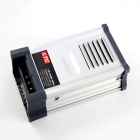 LTC IP63 Waterproof AC 180~250V to DC 12V 16.6A 120W Switching Power Supply - Silvery Grey