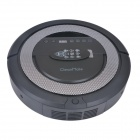 Cleanmate QQ5 Original Equipment Manufacture Robot Vacuum Cleaner - Black (EU Plug / 100~220V)