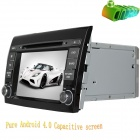 "LsqSTAR 7"" 2-DIN Android Capacitive Screen Car DVD Player w/ GPS, Radio, Wi-Fi for Fiat Bravo"