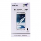 Protective Clear Screen Protector Film Guard for Sony Xperia Z2 - Transparent (2 PCS)