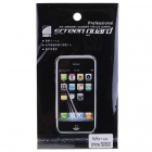 Glossy Mirror Screen Protector with Cleaning Cloth for iPhone 3G/3GS