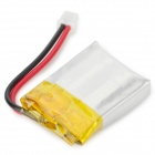 WLtoys V272-06 3.7V 100mAh Battery for V676 Helicopter - Silver