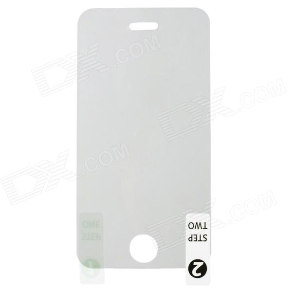 Glossy Mirror Screen Protector with Cleaning Cloth for Iphone 3g/3GS lcd screen protector with cleaning cloth for iphone 4