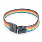 Cable APM2.5 PVC + Conexión 7pin ABS - multicolor (18 cm)