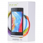 "HTM F5 Capacitive Touch Screen Android 2.3 Bar Phone w/ 4.0"" / Bluetooth / Wi-Fi - Deep Blue"
