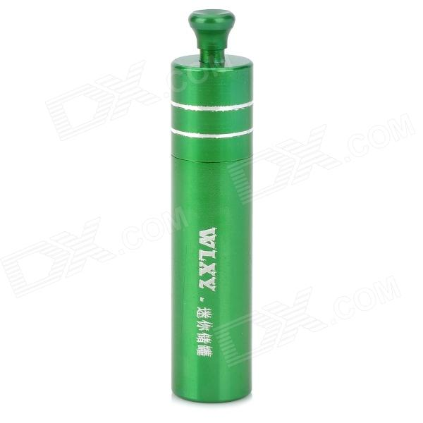 WLXY WL-013 Mini Aluminum Storage Bottle - Green