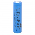 UltraFire MT30 3.7V 1000mAh Rechargeable Li-ion 18650 Battery - Blue