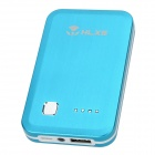 HLXS MP-109 5000mAh Li-polymer Battery Power Bank for IPHONE / Samsung / Sony Ericsson / HTC + More