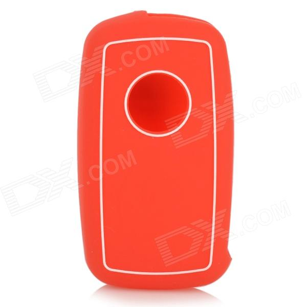 GEL0127 Silicone Car Key Case for Volkswagen NEW PASSAT, Sagitar, Bora, Tiguan, TOURAN, Lavida, POLO 2pcs led t10 w5w canbus car light bulbs with projector lens for vw touareg passat b7 b5 b6 jetta golf 6 7 5 4 touran beetle polo