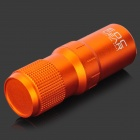 EDCGEAR Outdoor Sports Waterproof Aluminum Alloy Storage Box Set - Orange