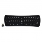 2.4G Wireless USB 2.0 USB 1.1 6-Axis Air Mouse - Black