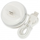 MN-3 charge + Transmission de données + support Cradle pour Samsung Galaxy NoteIII / N9000 (100cm)
