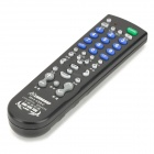 Universal TV Remote Controller - Black