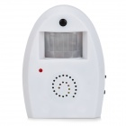Convenient IR Sensor Visitor Chime - White (3 x AAA)