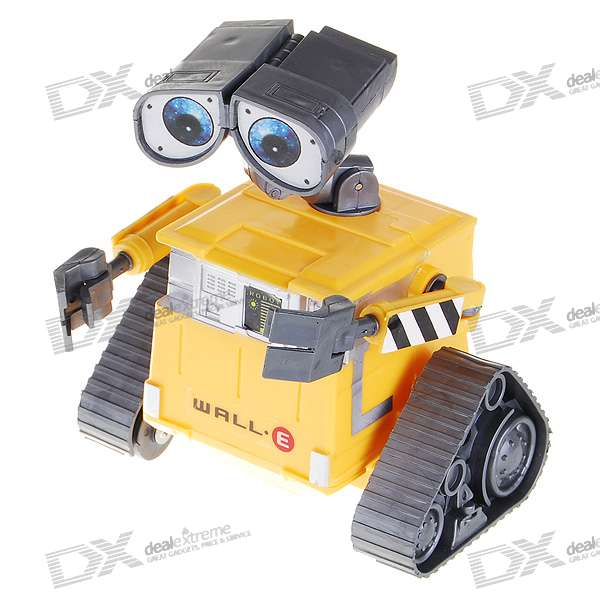 Wall-E Robot Display Machine Toy