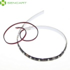 SENCART 0.5W 2lm 22-3528 SMD LED Cold White Light Strip (30cm / 12V)
