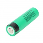 PANASONIC 18650 3,7 v 3000mAh Rechargerable litiumionbatteri - grønn
