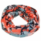 OUTFLY Outdoor Polyester Sunproof Head Scarf for Men - Multicolor