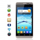 "JIAYU G3C MT6582 Quad-Core Android 4.2 WCDMA Phone w/4.5"" IPS Gorilla Glass, 4GB ROM, 8MP - Silver"