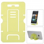 Creative Universal Portable Stand Holder for Cell Phone - Yellow