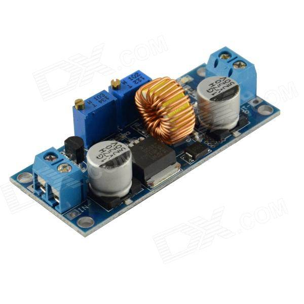 HZDZ 5A Constant Current Constant Voltage LED Driver Li-ion Battery Charging Module - Blue adding value to the citrus pulp by enzyme biotechnology production