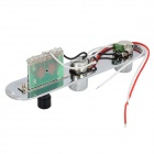 TL TELE Electric Guitar Control Board - Silver