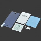 Electroplating Tempered Glass Mirror Screen Guard Film for IPHONE 5 / 5C / 5S