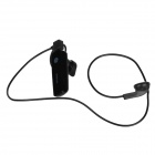 SAENKDEA K19 Bluetooth V3. 0 musikk Bluetooth Headset - svart