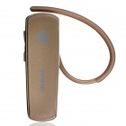 SAENKDEA K19 Bluetooth V3. 0 Music Bluetooth Headset - Champagne Gold