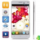 "KVD X3 MTK6582 Quad-Core Android 4.2.2 WCDMA Bar Phone w/ 5.0"" IPS, FM, GPS, 1GB RAM, 4GB ROM"