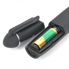 USB RF Presenter with Laser Pointer - Black (1 x 23A)