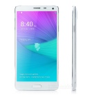 "N9002 MTK6582 Quad-core Android 4.3 WCDMA Bar Phone w/ 5.5"" IPS, Wi-Fi, GPS, S Pen Stylus - White"