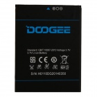 "DOOGEE Rechargeable Replacement ""1750mAh"" 3.7V Lithium Battery for DOOGEE TURBO DG2014 - Black"