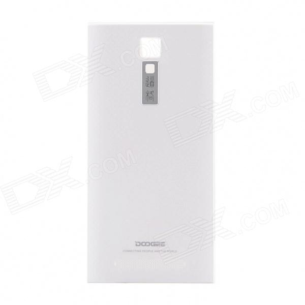 DOOGEE TURBO DG2014 Replacement Battery Back Cover Case - White osaka acrylic nail kolinsky brush 14