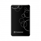 Transcend StoreJet 25A3 500GB USB 3.0 External Hard Drive Black