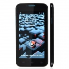 "A9 Android 4.2 WCDMA Dual-core Bar Phone w/ 4.6"" Screen, GPS, Wi-Fi - Black"