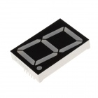 "LD-15011BS 2.2"" 1bit Common Anode Red LED Digital 7-Segment Display - Black + White (5PCS)"